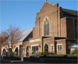 Trinity Church, Harrow
